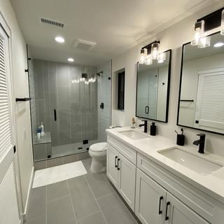Great quality mirrors that finished our bathroom perfectly.