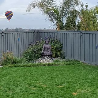 love this buddah, but we moved and left it with the last house..