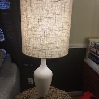 Not bad for an old lamp!