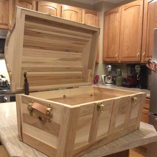 Treasure Chest for Virginia!