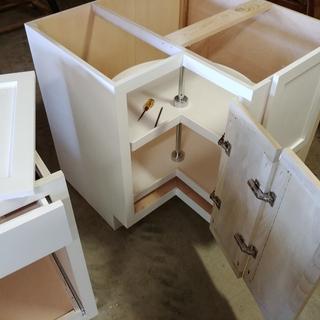 Blum 170 176 Pie Corner Hinge Kit Face Frame 1 2 Overlay
