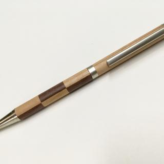 George Washington pen in Purpleheart and Cherry.