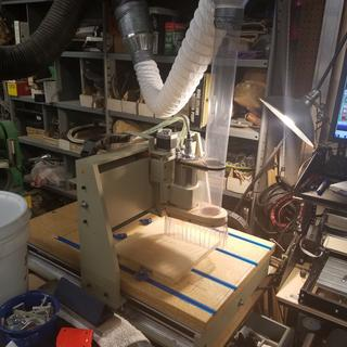 T-Track Bed upgrade for 6040T CNCEST