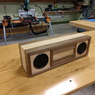 Wireless Speaker Project