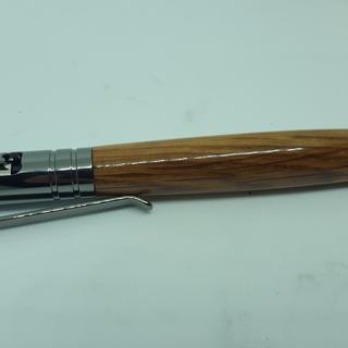 Rockler Jim Beam blank with  PSI tec pen kit.