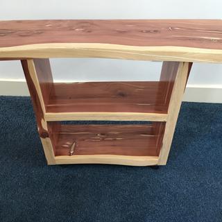 TV table - Cedar