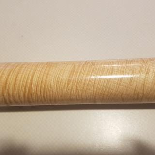 My very first turned rolling pin.