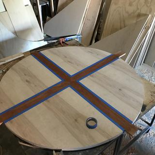 Custom-made table