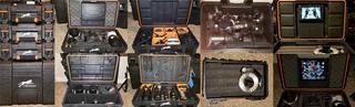 "Ridgid 22"" tool box Kaizen Foam"