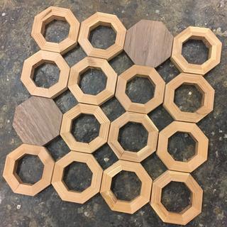 Segmented Rings