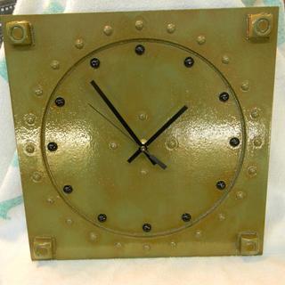 My shop clock