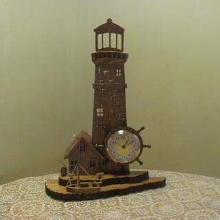 Light house clock
