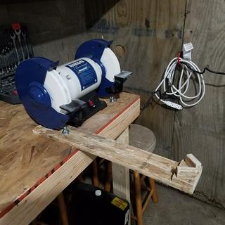 Set up a jig and gave it a whirl, works great!
