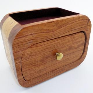 Bubinga & Baltic Birch plywood bandsaw box