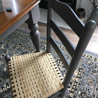 Beginner project chair.