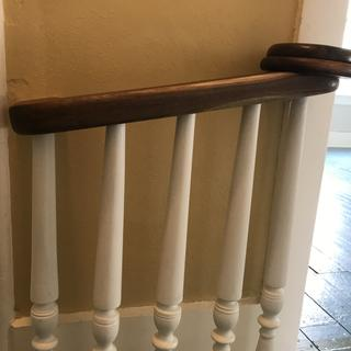 Black cherry balusters