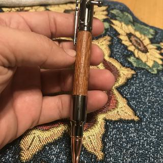 I made this one for my step son it's a great pen to make.