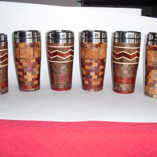 Segmented Travel Mugs