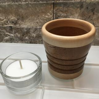 Tea light holder was easy to make with new jaws.