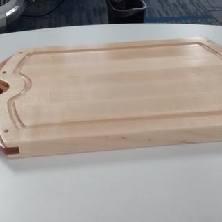 Maple & Cherry Cutting Board