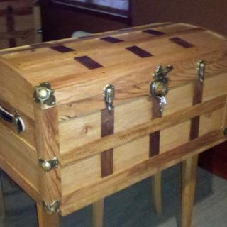 Pair of chests for this Shipmate's sons.