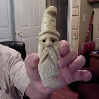 I enjoy carving simple wood spirits. Much pleasure. Just do it! You'll be a returning customer.
