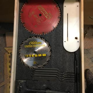 After using the Kaizen foam, my sawblade drawer is neat, organized and it's easy to find everything