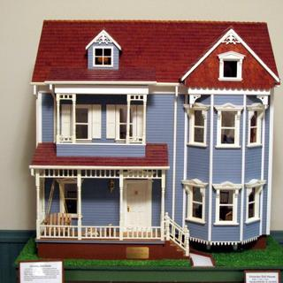 "Victorian doll house - built 26 years ago using titebond glue "" Still holding up """