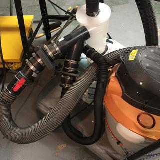 Duel hose system