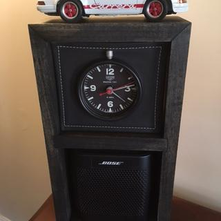 """Used the 2.75"""" Forster bit to make a recess for the face of a replica rally clock.  Bit did great!"""