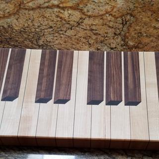 Keyboard cutting board.