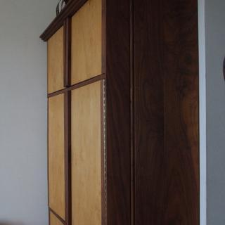 TV  & audio cabinet ca 2006
