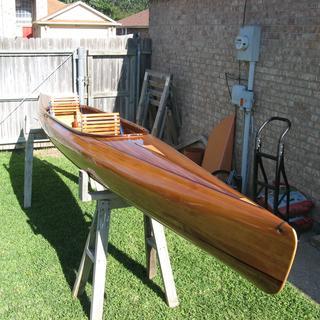 Guilemot Microbootlegger Tandem Kayak - 17'