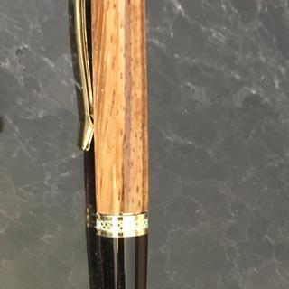 Manhattan pen kit with Zebrawood