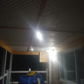 Lattace celing  LED lightning