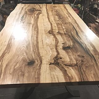 Hackberry Dining Table