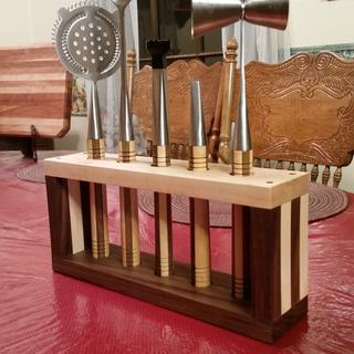 The bar tool set is awesome, made this for a gift!