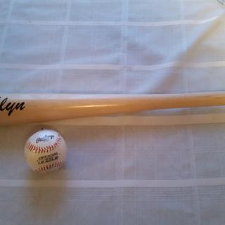 Maple Bat For My 8 Year Old Grand Daughter