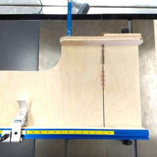 Crosscut Sled Top