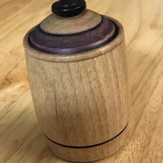 Myrtle Peppermill lidded box