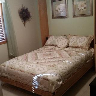 Queen Bed so far very happy!