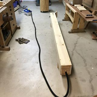 The steam kit works great, made my box 7 ft using 5 1/2 in wide pine.  Heats quickly and evenly.