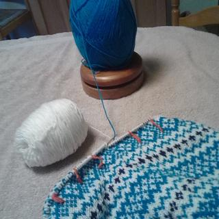 Yarn Ball Swivel