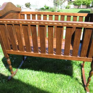 grandsons cradle