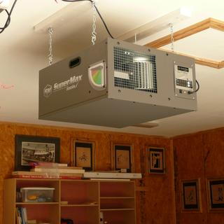 Ceiling Mounted Unit