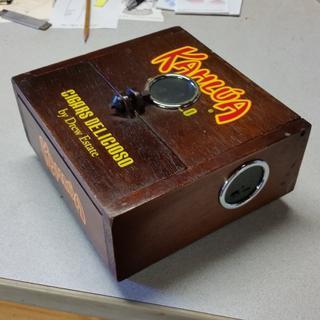 cigar box speaker