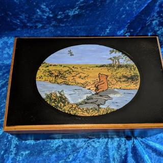 Custom music box.  View on Etsy at Debbie's Music Boxes and More!