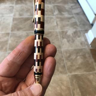 First pen