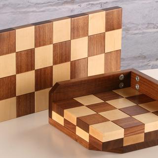 Portable Chess Board