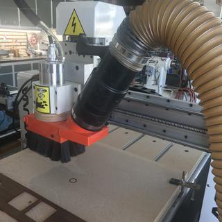 Works Great on CNC Router